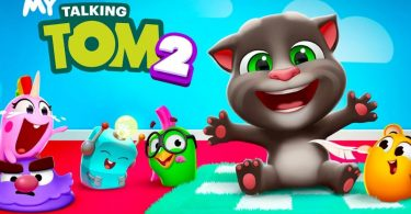 talking tom 2