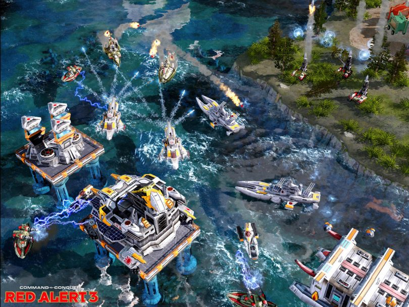 Command & Conquer Red Alert 3 Download