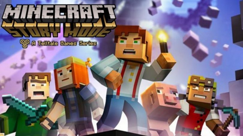 Minecraft Story Mode Download